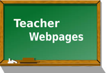Teacher Website clip art