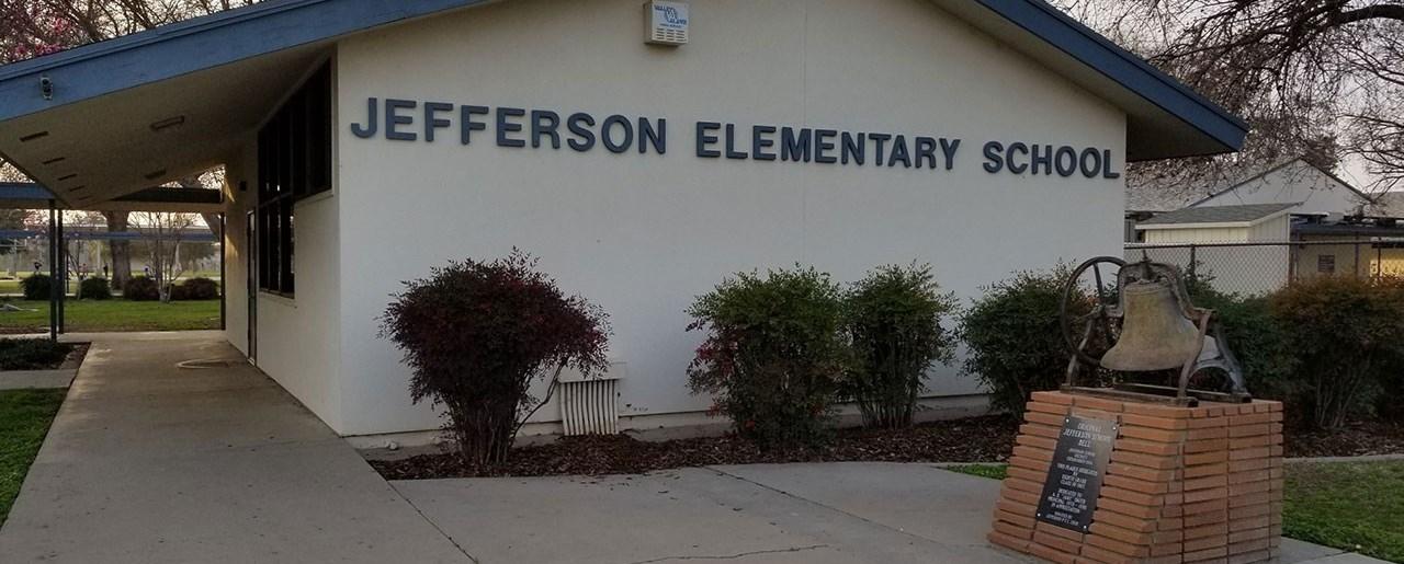 Jefferson Elementary Exterior