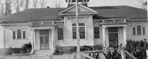 Jefferson Elementary 1907