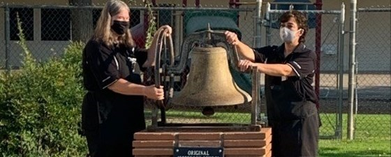 honored bell ringers