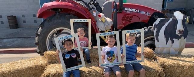 Preschool FFA Photo